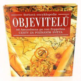 Kniha Světová encyklopedie objevitelů