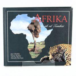 Kniha Afrika - Na jih od Zambezi