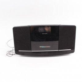 Mikro Hi-Fi systém Philips MCM2050/12 černý