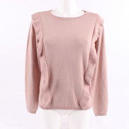 Dámský svetr Jacqueline de Young růžový