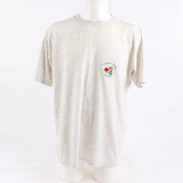 Pánské tričko Niagara Falls šedé