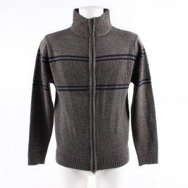 Pánský svetr Torelli tmavě šedý