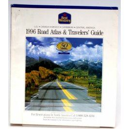 Autoatlas 1996 Road Atlas a Travellers Guide
