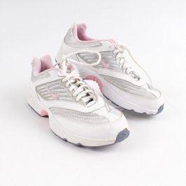 Dámské tenisky Nike růžovobílé