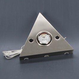 Svítidlo trojúhelníkové TCM 225003