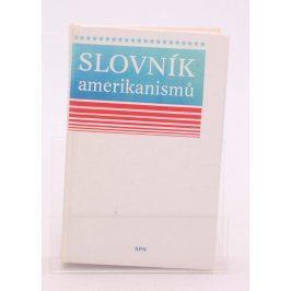 Slovník amerikanismů, Kolektiv autorů