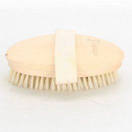 Masážní dřevěný kartáč Ebelin