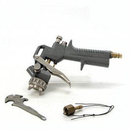 Stříkací pistole s horní nádobou