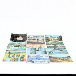 Sbírka pohlednic Česká a Slovenská republika