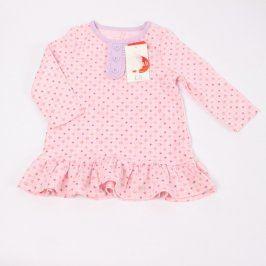 Dětská tunika TU růžovo fialová