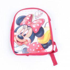 Dětský batoh Disney odstín růžové s Minnie