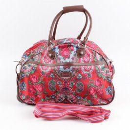 Cestovní taška Oilily multikolor s ornamenty