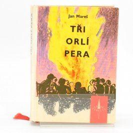 Kniha Jan Mareš: Tři orlí pera
