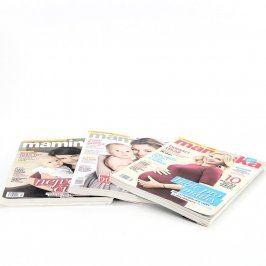 Časopisy Maminka zvláštní a větší čísla 3 ks