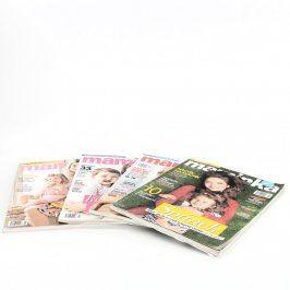 Sada časopisů Maminka 4 ks