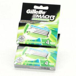 Holící nástavce Gillette Mach 3