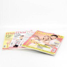 Sada časopisů Maminka 2010/2011