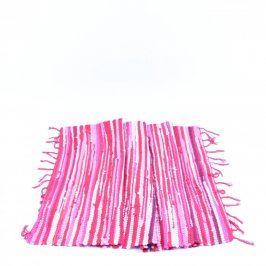 Kobereček Handweb Teppich