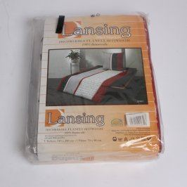 Povlečení Lansing na 1 postel