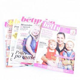 Sada časopisů Betynka 5 ks