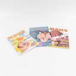 Sada časopisů Máma & já 3 ks