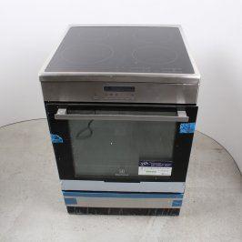 Elektrický sporák Electrolux EKI 6771DOX