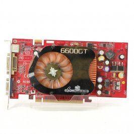 Grafická karta MSI NX6600GT-TD128E PCI-E