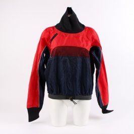 Vodácká bunda Hiko červenočerná