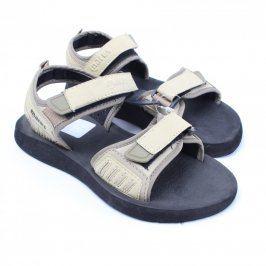 Dámské sandále Mares béžové