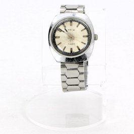 Pánské hodinky Prim stříbrné