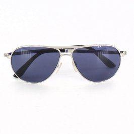 Dámské sluneční brýle Tom Ford modré