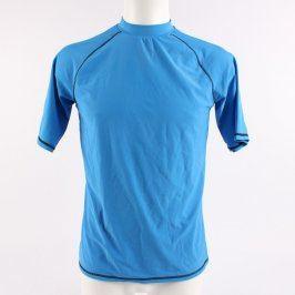 Pánské sportovní tričko modré barvy