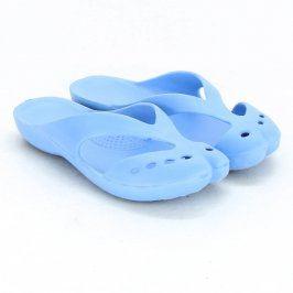 Dámské letní plastové pantofle