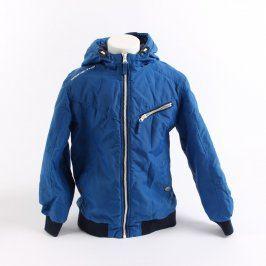 Dětská bunda George odstín modré