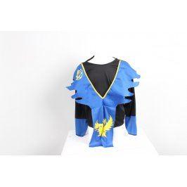 Kostým Transformers modro černý