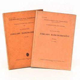 Kniha Základy elektrárenství 1. a 2. díl