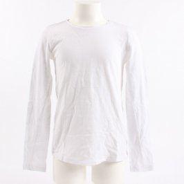 Dětské tričko H&M bílé barvy