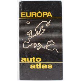 Autoatlas z roku 1990: Európa