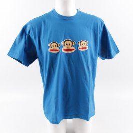 Pánské tričko Paul Frank modré