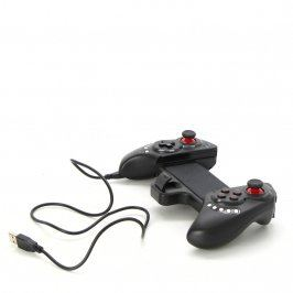 Bluetooth gamepad Marvo GT-56 černý
