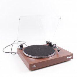 Gramofon Auna TT-931 hnědý