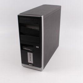 Stolní PC C2Q Q9300 2,9GHz, 8GB RAM, bez HD