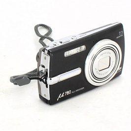 Fotoaparát Olympus Mju 780 černý