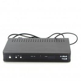 DVB-T přijímač X-Site XSF-DVBT-99R černý