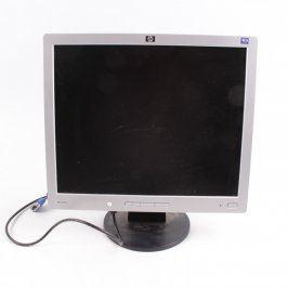 LCD monitor HP L1906 černostříbrný