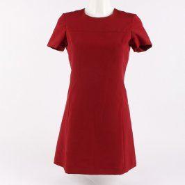 Dámské šaty Kookaï červené