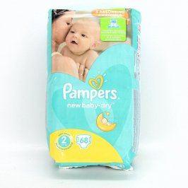 Dětské pleny Pampers new baby dry 2