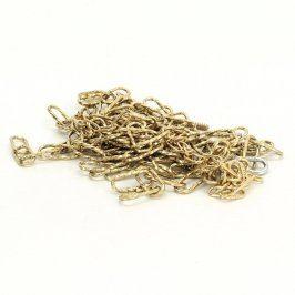 Sada řetězů různé délky 5 ks
