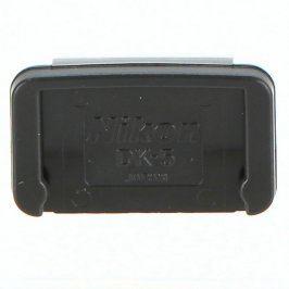Záslepka okuláru Nikon DK-5 černá