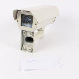 Bezpečnostní kamera atrapa bílá
